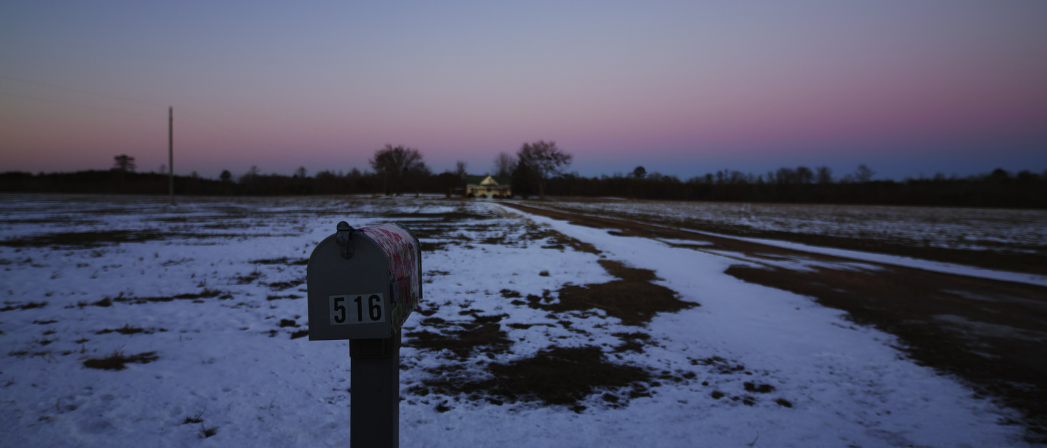 mailbox by CHRIS STAGL