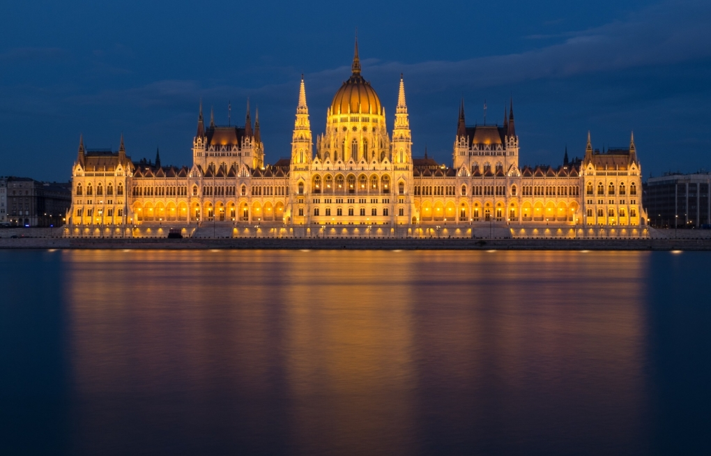 Budapest by Chris Forman