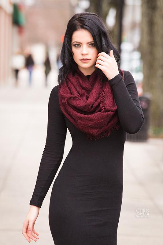 Winter Fashion by Chris Adval
