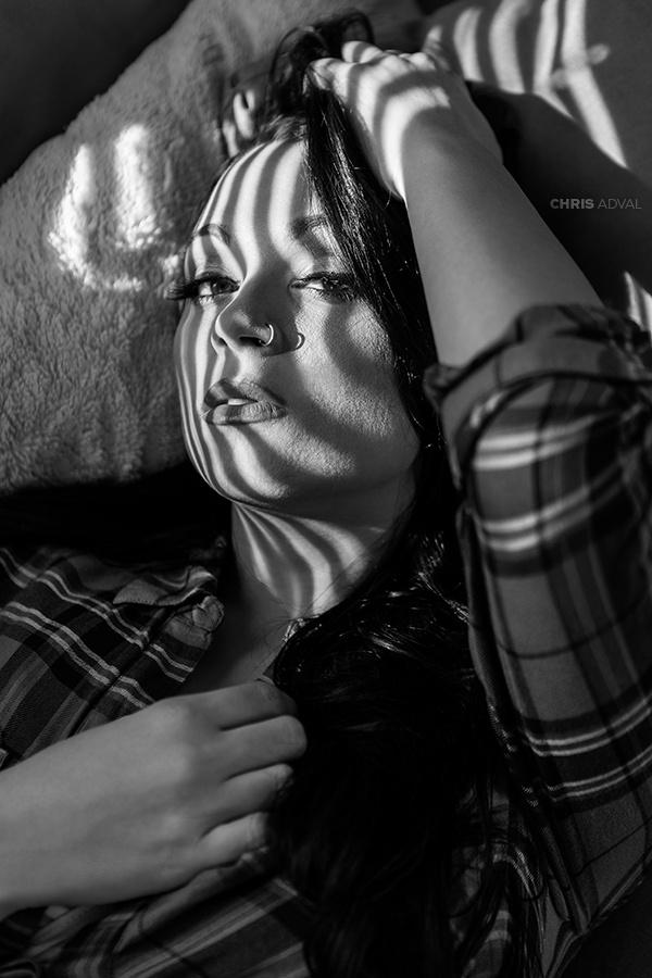 Fall Flannel - Lynsay by Chris Adval