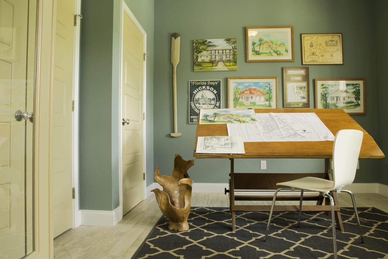 Drafting Room  by Quinn Wilson