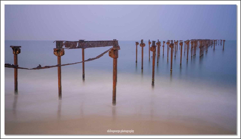 Rusty and abandoned by SHIBU GEORGE