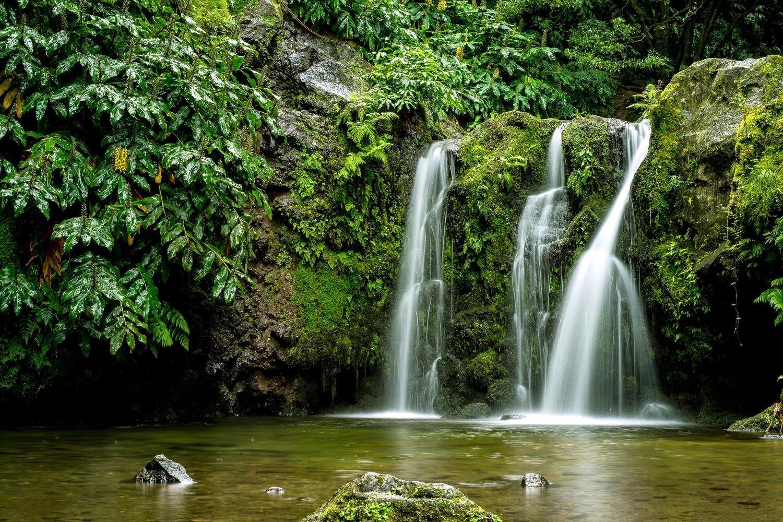 Waterfall by MATTHEW BATISTA