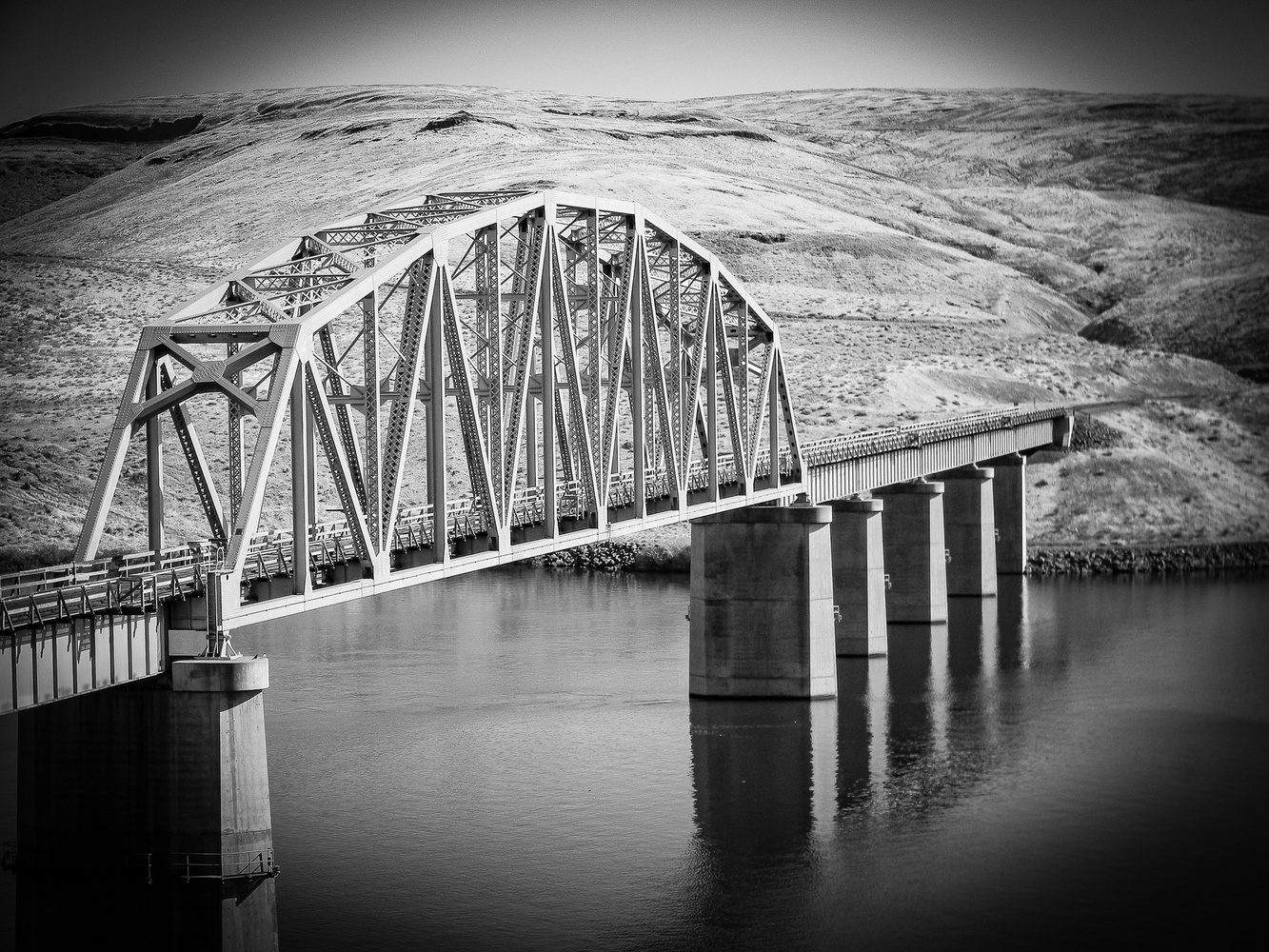 Crossing over to the other side by Chris Snyder