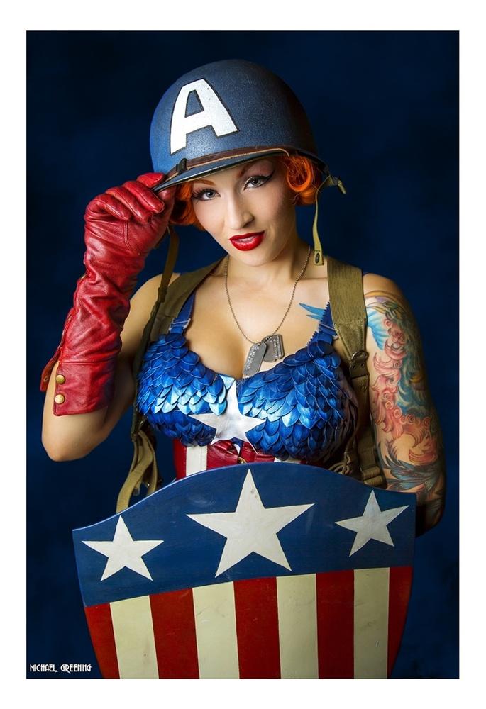 God Bless America... by Michael Greening
