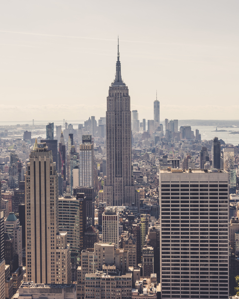 Top of the rock by Brendan Cleary