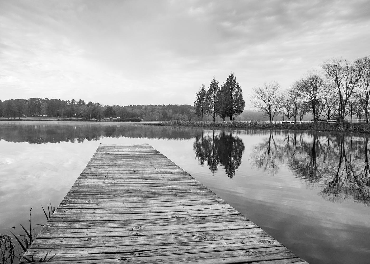 Lake Acworth I by Daniel Varnado