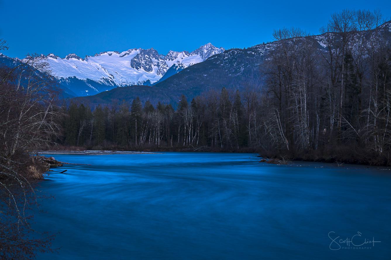 The Skagit River Blues by Scott Eliot