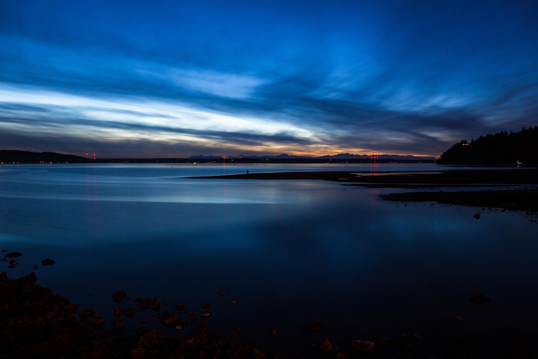 The Puget Sound Blues by Scott Eliot
