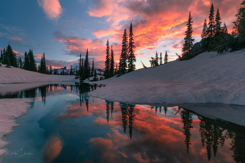 An Alpine Dream by Scott Eliot