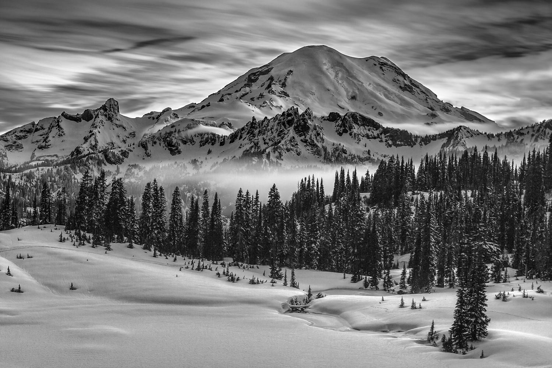 Winters Retreat by Scott Eliot