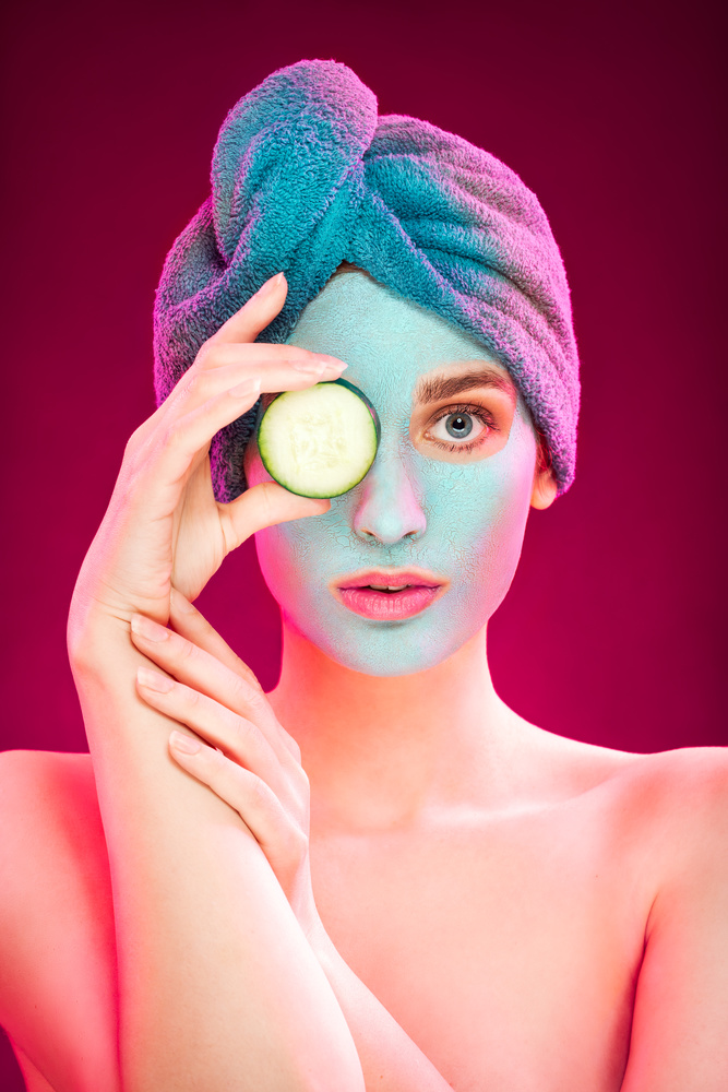 Spa Beauty Editorial by Emily Moore