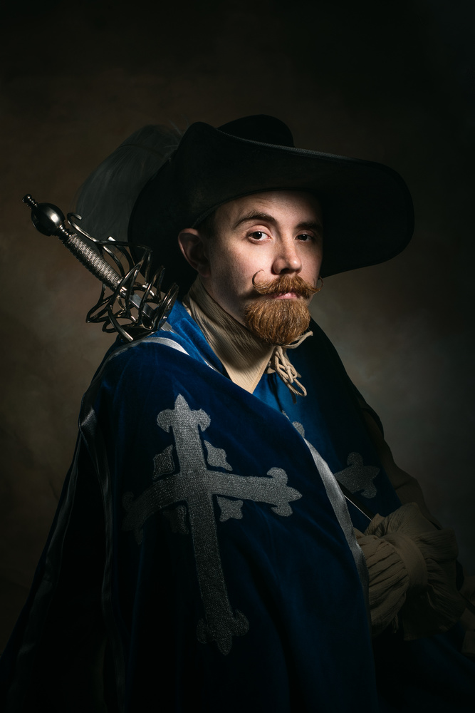 The Musketeer by Emily Moore