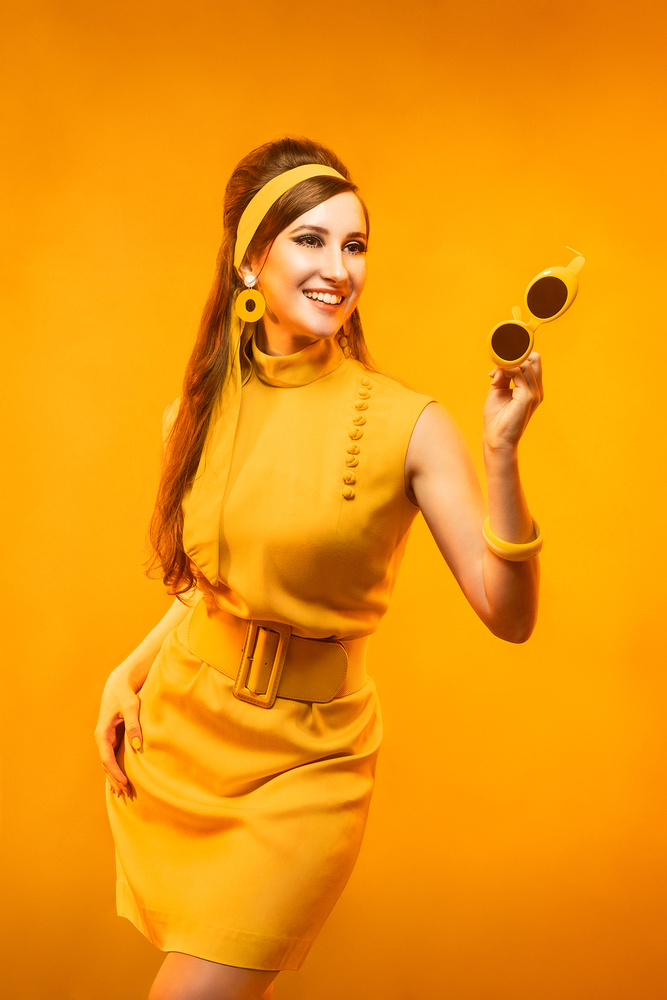 They Call It Mellow Yellow by Emily Moore