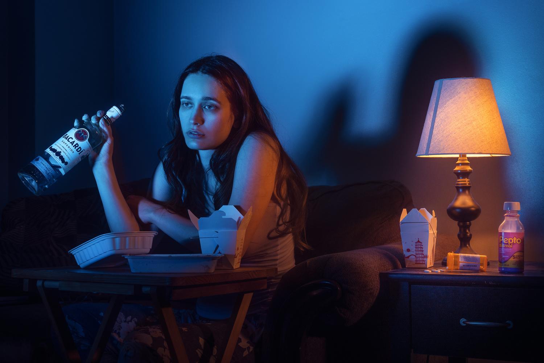 TV Dinner by Emily Moore