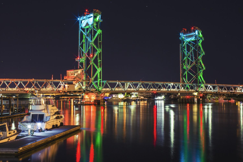Memorial Bridge by ALEXANDER COLE