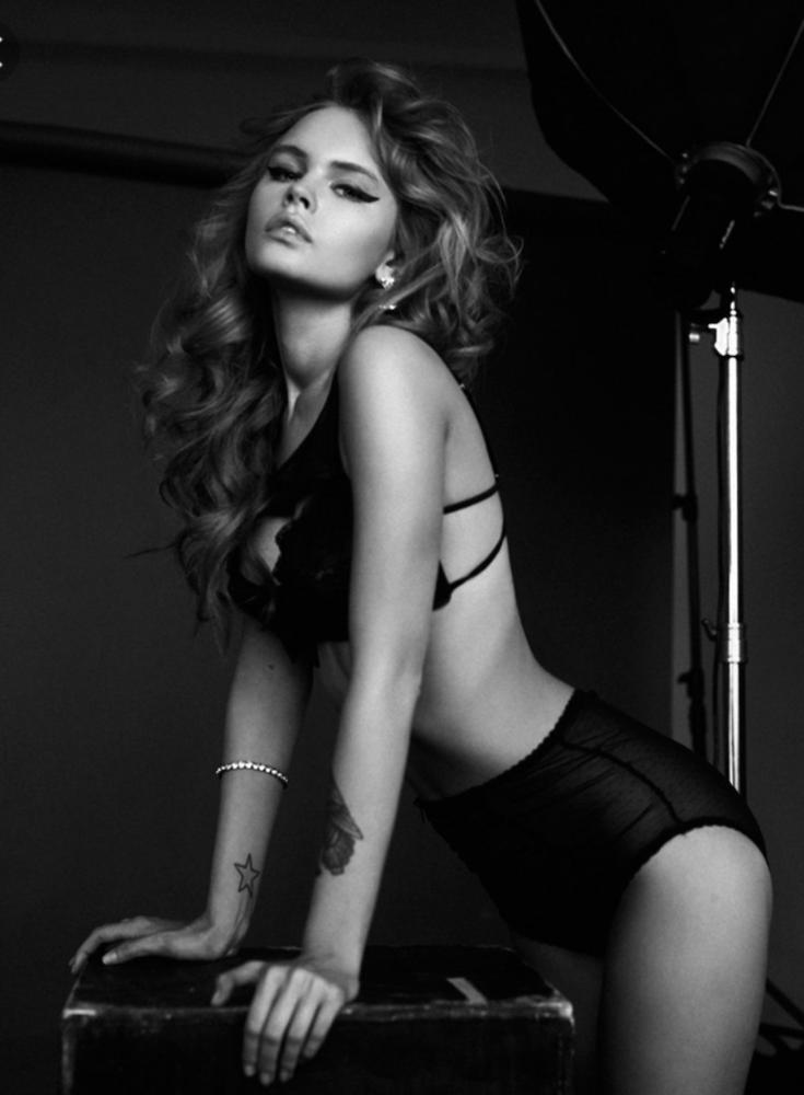 Anastasia Shcheglova by Jack Daniel