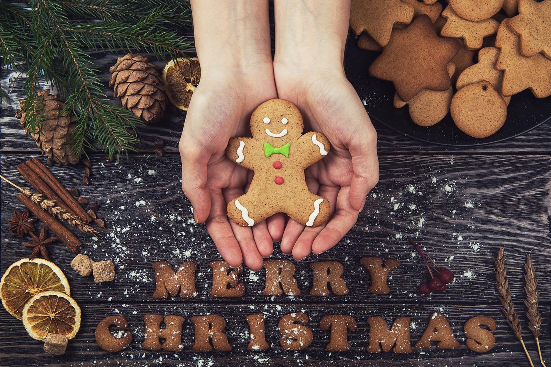 Merry Xmas by Ruslan Olinchuk