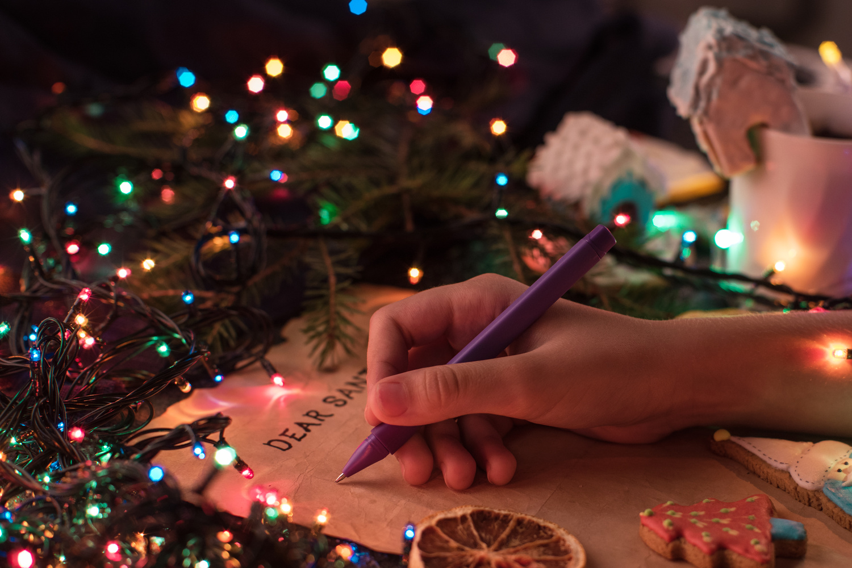 Letter to Santa by Ruslan Olinchuk