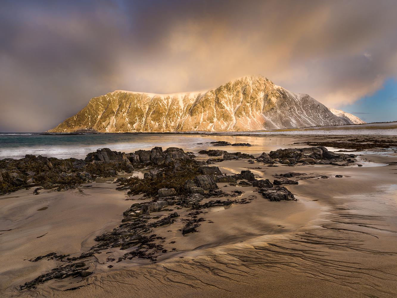 Skagsanden Beach by Brian Chen