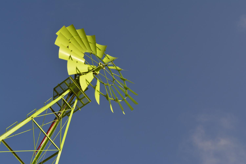 Windmill by Robert Bruton