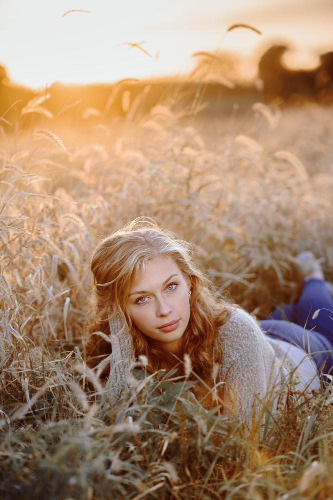 Golden Light by Tim Fuchs