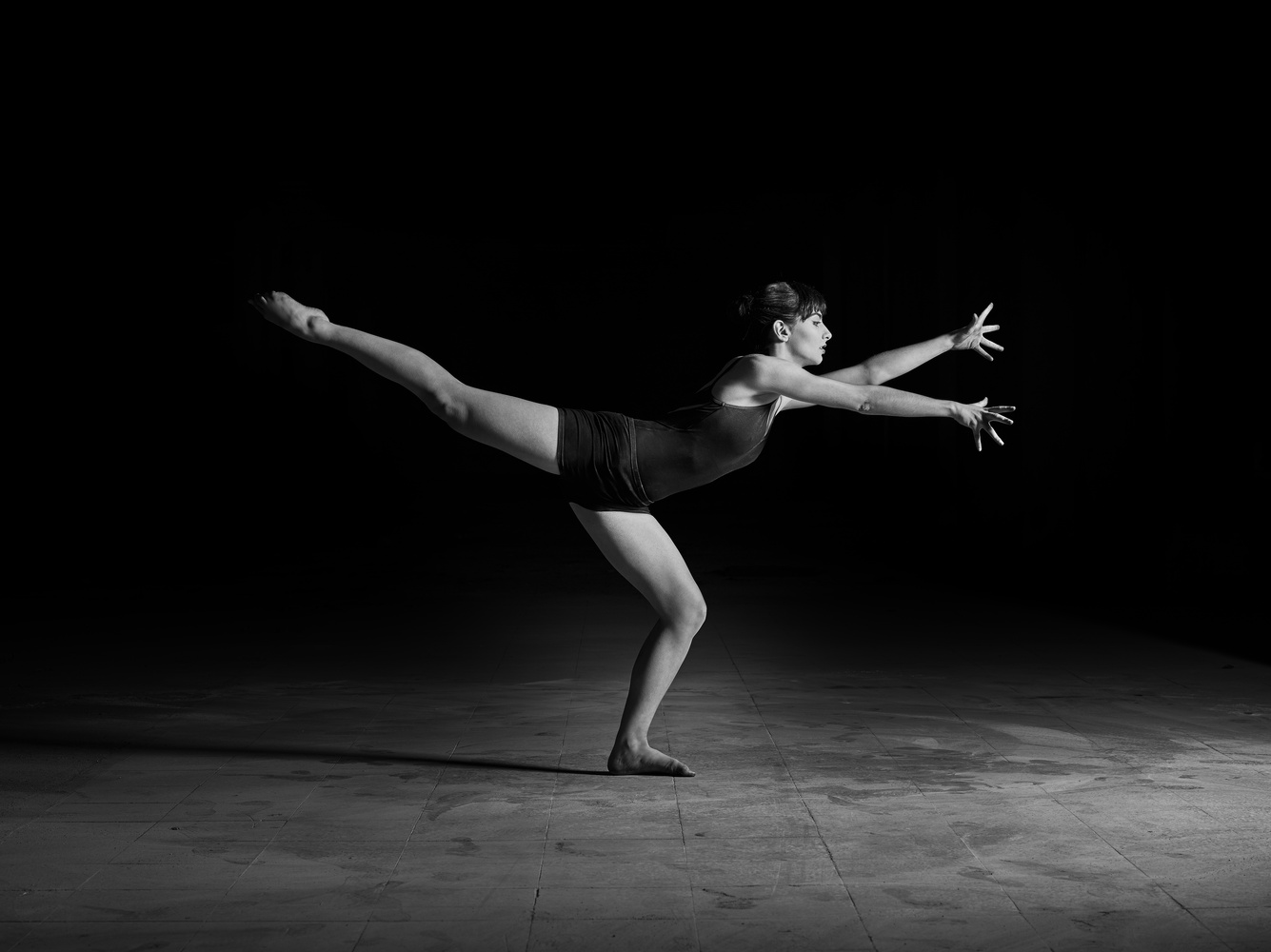 Come back to me - The Dancer Project by Adolfo Usier