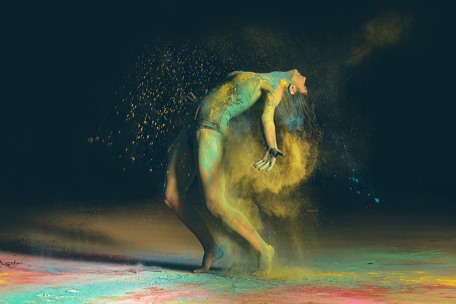Inside Power - The Dancer Project by Adolfo Usier