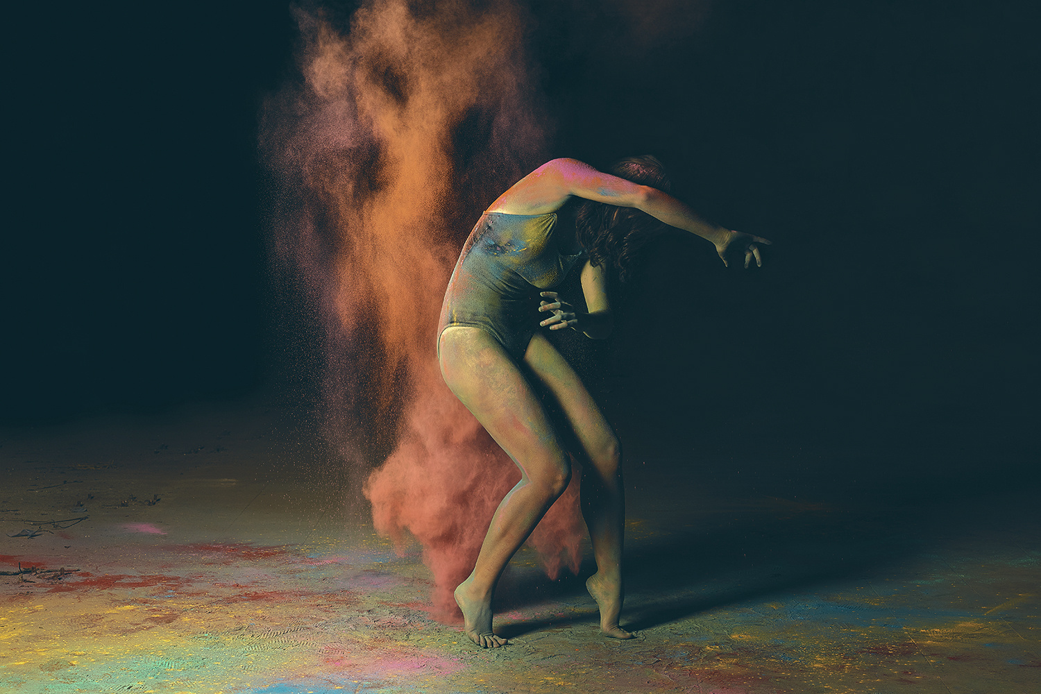 Soul - The Dancer Project by Adolfo Usier