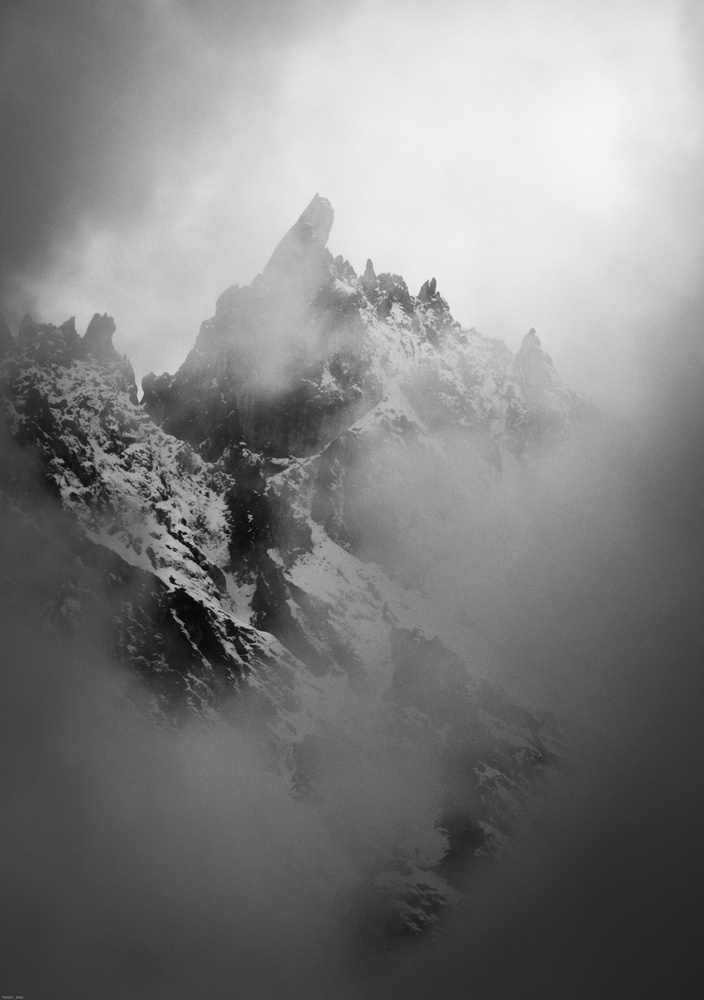 The Snake Peak by TANAY DAS