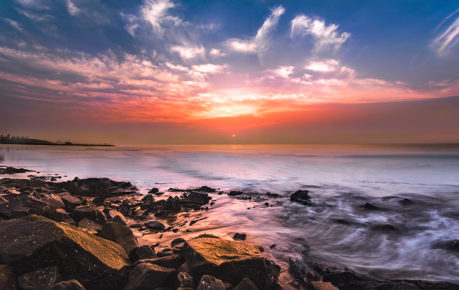 A Not Soo Perfect Seascape  by TANAY DAS
