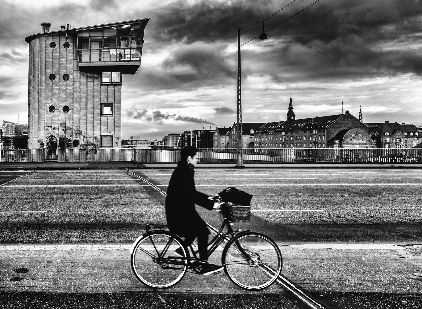 Langebro, Copenhagen by Scott Haddow