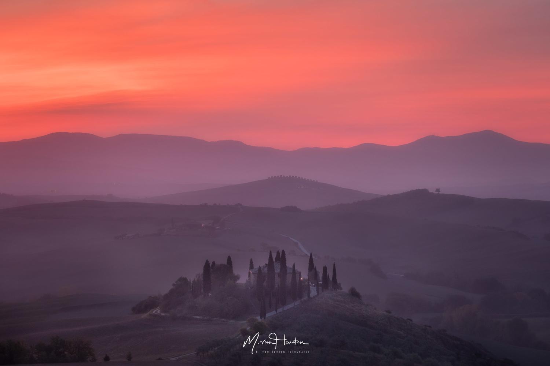 Tuscany dream by Markus van Hauten