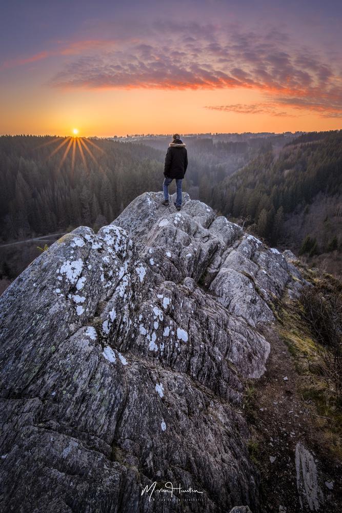 The rock by Markus van Hauten