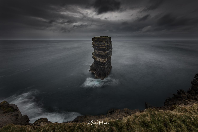 The wild site of Ireland by Markus van Hauten