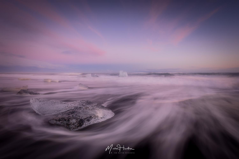 The beach by Markus van Hauten
