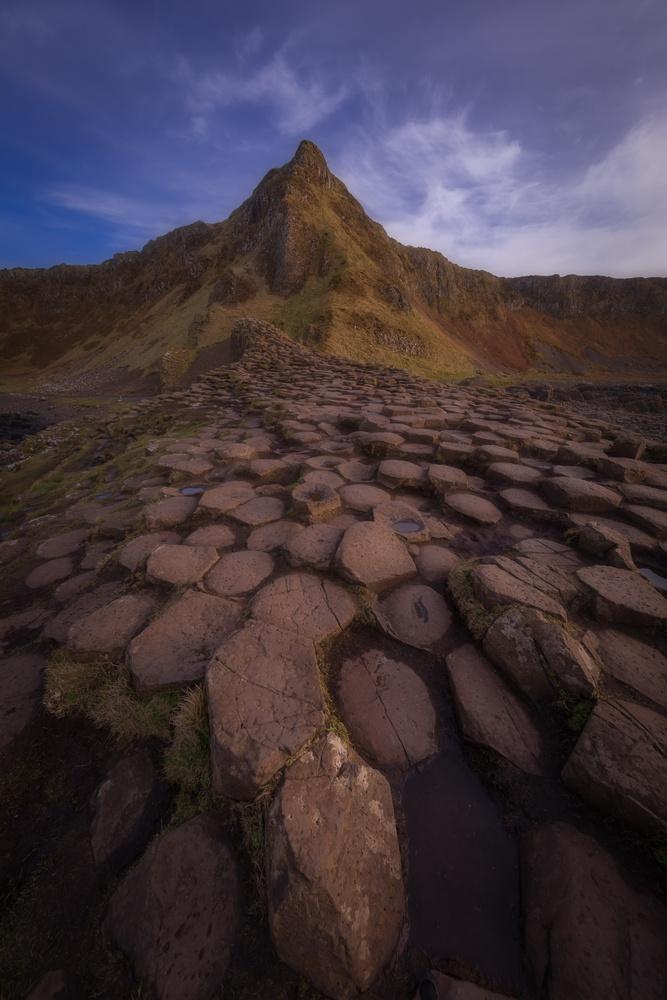 Giant's Causeway by Markus van Hauten