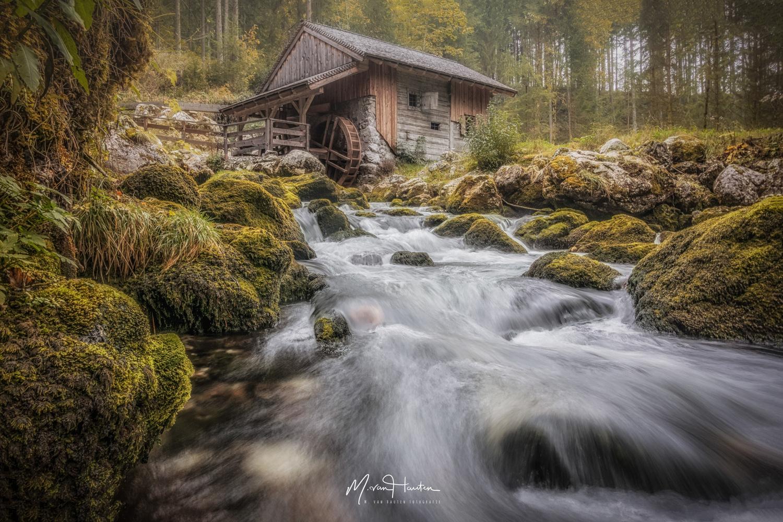 The mill by Markus van Hauten