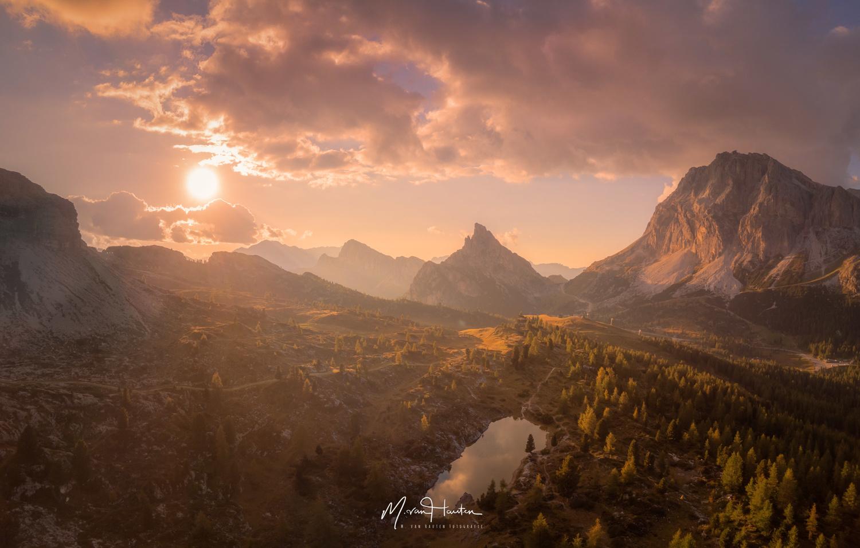 Beautiful Dolomites by Markus van Hauten