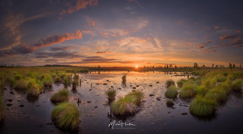 Sunset by Markus van Hauten