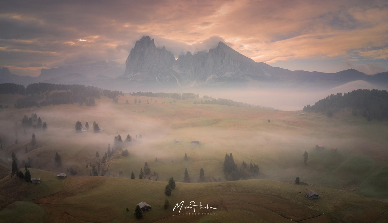 Alpe di Siusi by Markus van Hauten