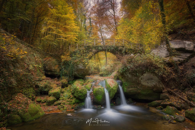 Fairytale land by Markus van Hauten