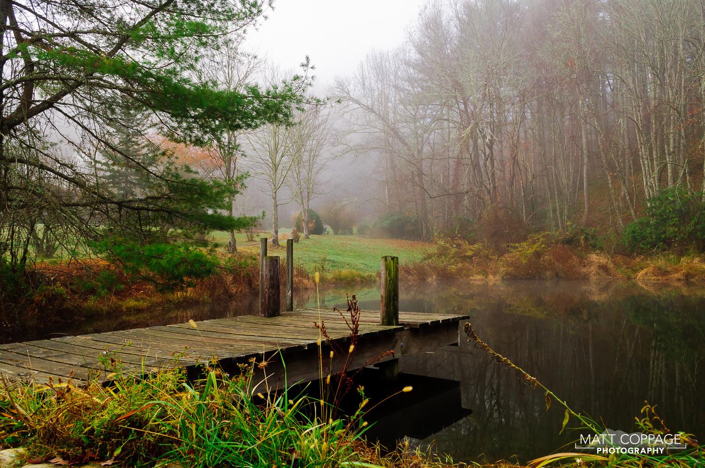 Serenity at Mast Farm Inn by Matt Coppage