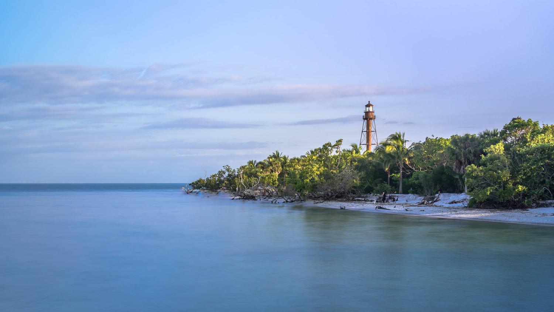 Sanibel Lighthouse 4 by Matt Coppage