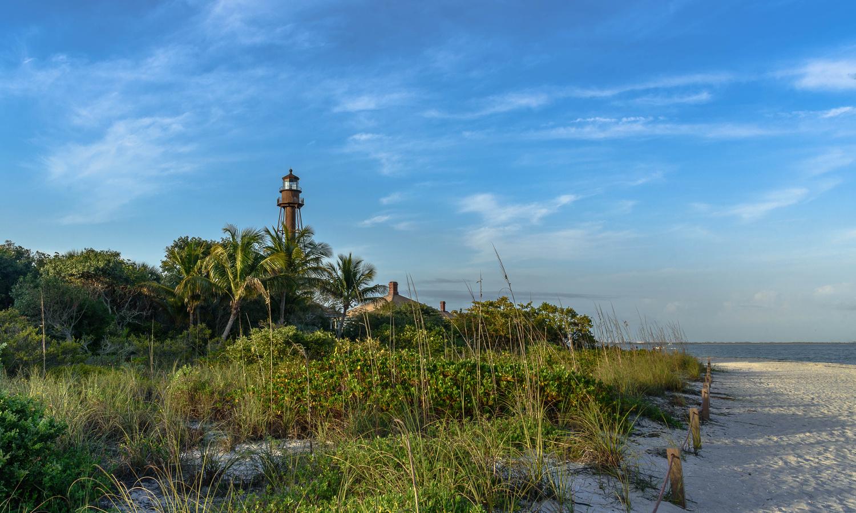 Sanibel Lighthouse 6 by Matt Coppage