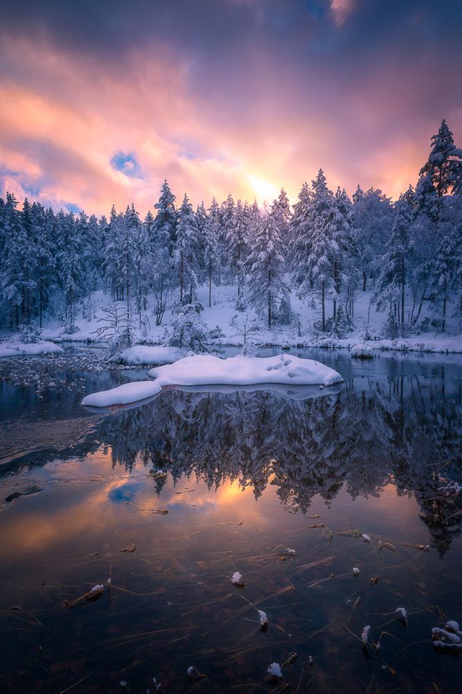 Winter Peace by Ole Henrik Skjelstad