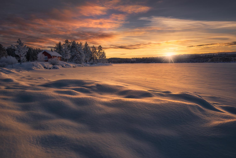 Silent Waters by Ole Henrik Skjelstad