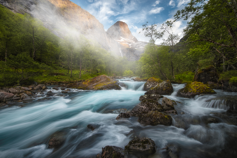 The Valley by Ole Henrik Skjelstad