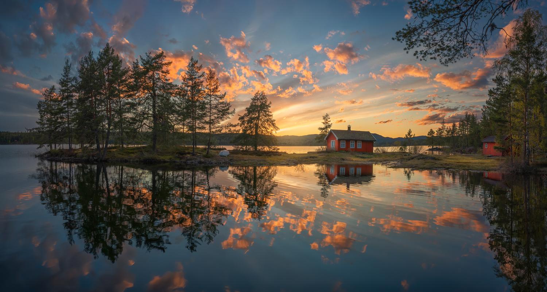 Halo by Ole Henrik Skjelstad
