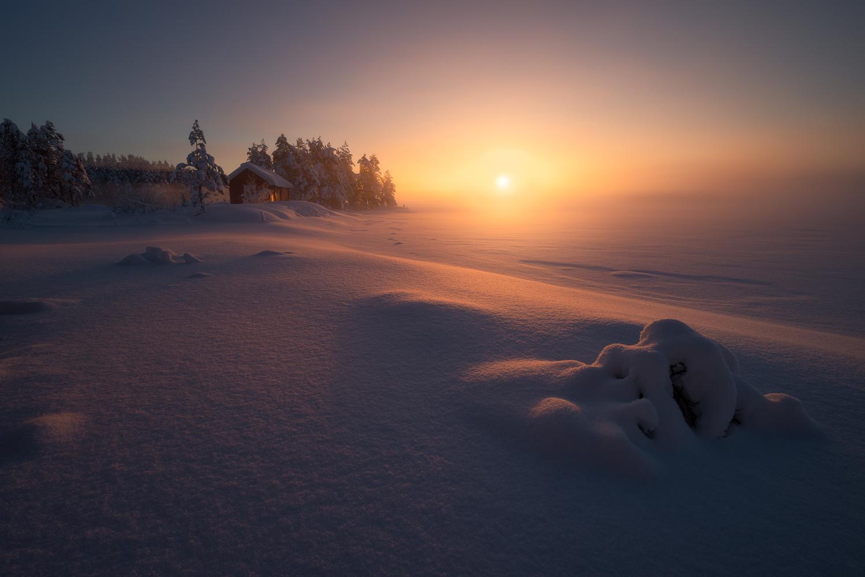 Circle of Light by Ole Henrik Skjelstad
